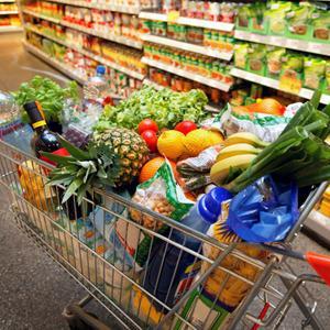 Магазины продуктов Партизанска