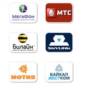 Операторы сотовой связи Партизанска