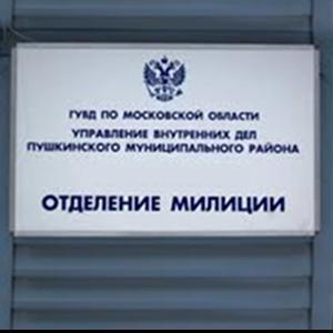 Отделения полиции Партизанска