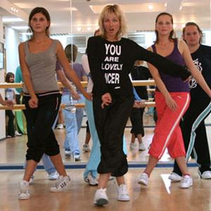 Школы танцев Партизанска